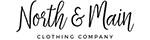 North & Main Clothing coupon codes