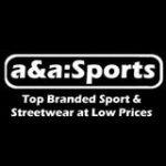 aa sports discount code